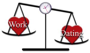 work and dating